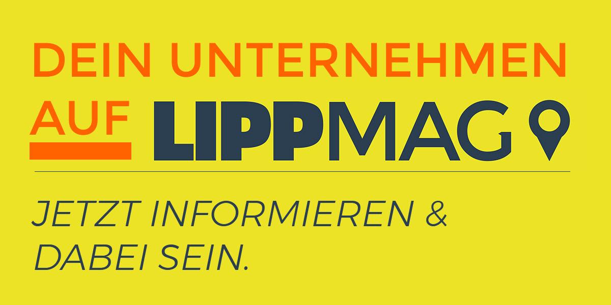 Jetzt mitmachen und dein Unternehmen auf LIPPmag.de präsentieren
